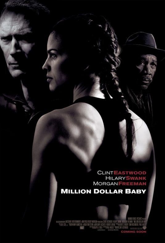 Million Dollar Baby Movie Poster