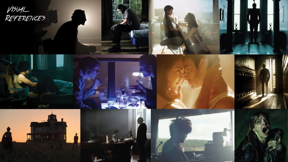 Film Visual Reference Slide