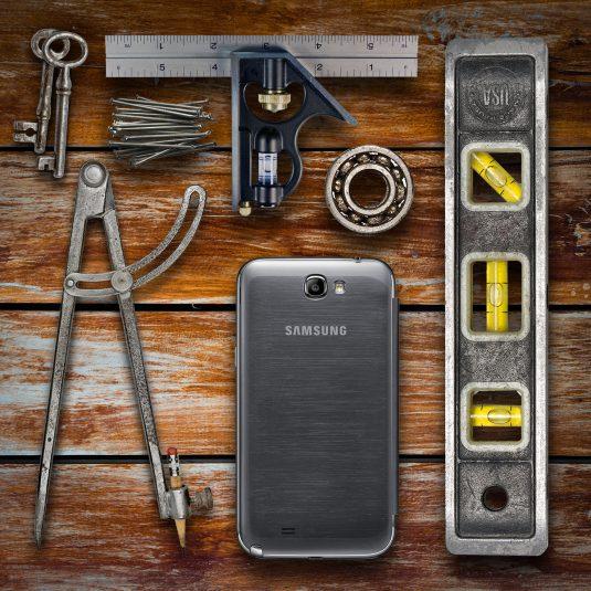 Samsung Facebook Image
