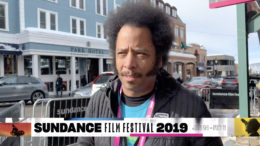 Boots Riley Sundance Interview