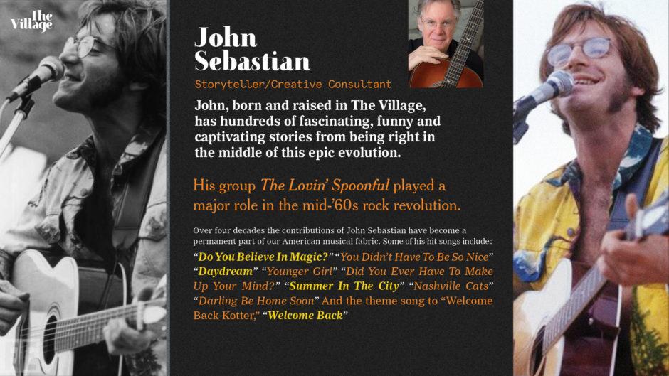 John Sebastian, Musician Bio, Hippy, Guitar