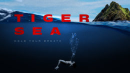 Tiger Sea Feature Film Pitch Deck Cover