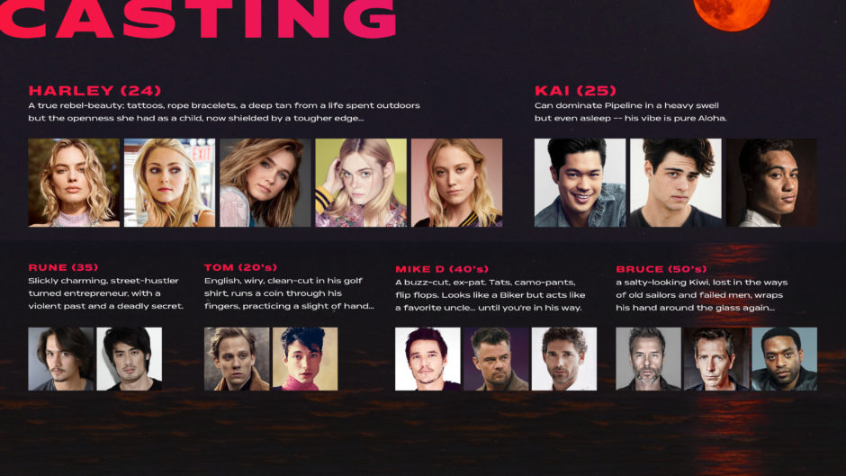 Casting Page
