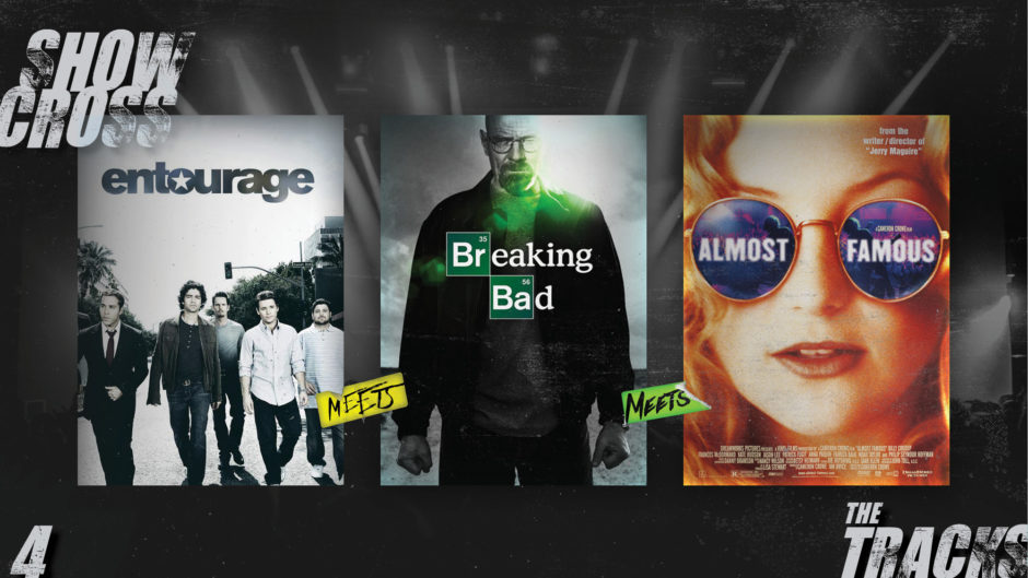 pitch deck comparable shows page, similar titles, related tv shows