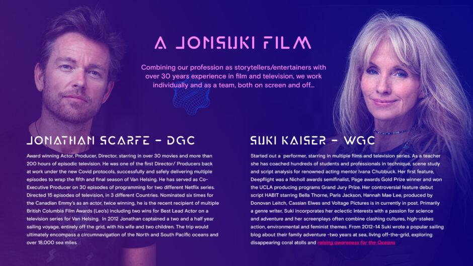 jonsuki film jonathan scarfe suki kaiser